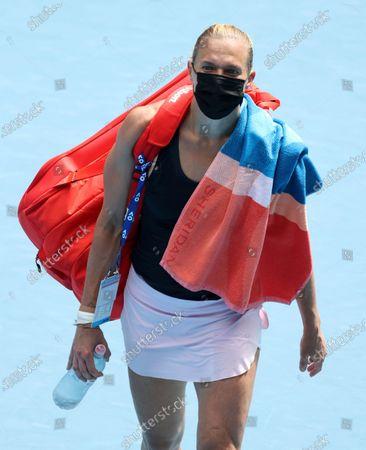 Editorial image of Australian Open Tennis, Sydney, Australia - 13 Feb 2021