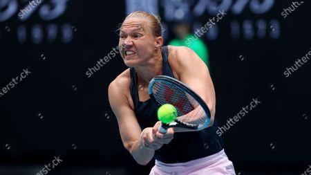 Editorial picture of Australian Open Tennis, Melbourne, Australia - 13 Feb 2021