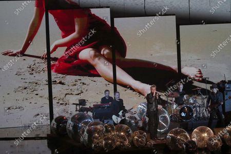 Editorial image of Music Awards, Paris, France - 12 Feb 2021