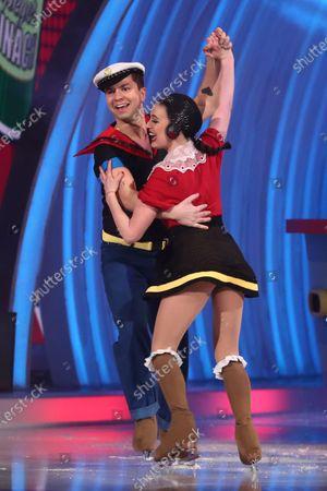 Sonny Jay and Angela Egan