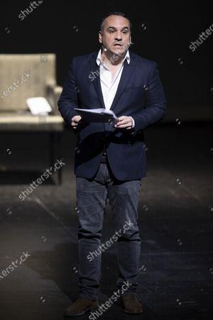 Stock Picture of Francois-Xavier Demaison