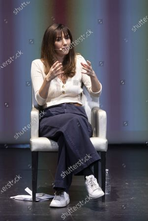Stock Photo of Doria Tillier