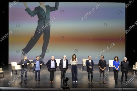 Francois Berleand, Charles Berling, Michel Boujenah, Stephane De Groodt, Francois-Xavier Demaison, Gad Elmaleh, Melanie Doutey, Doria Tillier, Daniel Benoin