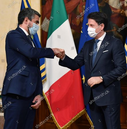 Editorial image of Italian government sworn in, Rome, Italy - 13 Feb 2021
