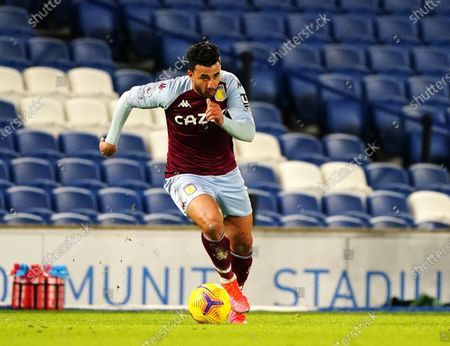 Mahmoud Hassan of Aston Villa.