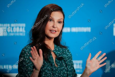 Editorial image of People Ashley Judd, Beverly Hills, United States - 30 Apr 2018