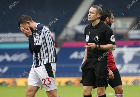 Editorial picture of West Bromwich Albion vs Manchester United, United Kingdom - 14 Feb 2021