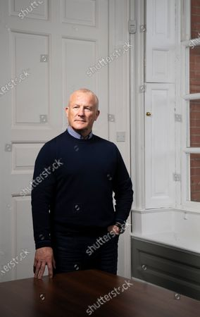 Editorial image of Hedge Fund Manager, Neil Woodford photoshoot, Marlow, Berkshire, UK - 10 Feb 2021