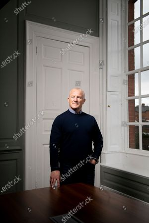 Stock Picture of Neil Woodford, Fund Manager and founder of Woodford Investment Management