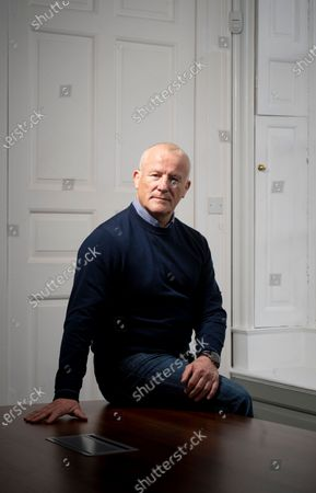 Stock Photo of Neil Woodford, Fund Manager and founder of Woodford Investment Management
