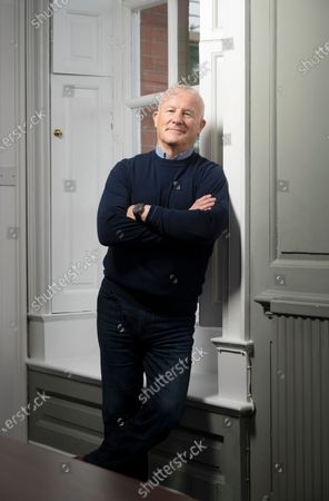 Stock Image of Neil Woodford, Fund Manager and founder of Woodford Investment Management