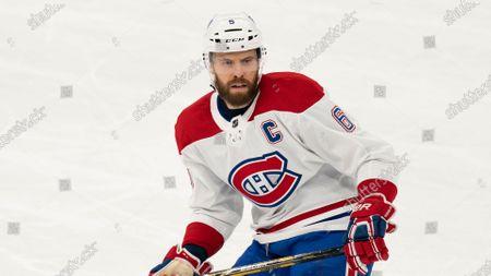 Editorial picture of Canadiens Hockey, Toronto, Canada - 13 Feb 2021