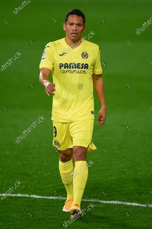 Stock Picture of Carlos Bacca of Villarreal CF