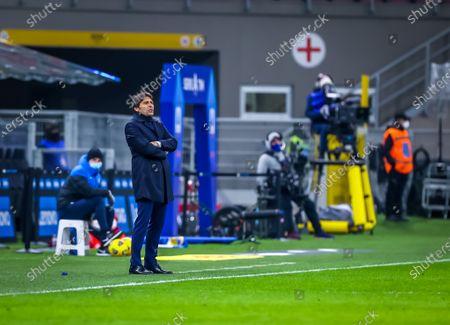 Head Coach of FC Internazionale Antonio Conte