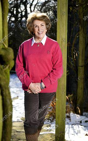 Editorial photo of Edwina Currie photoshoot, Whaley Bridge, UK - 12 Feb 2021