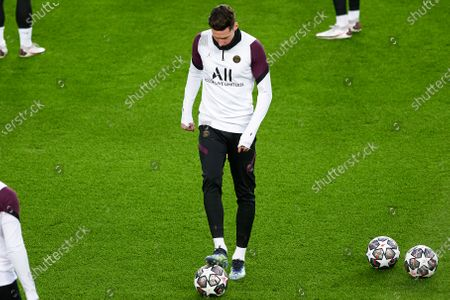 Editorial image of UEFA Champions League, PSG Training Sesion, Barcelona, Spain - 15 Feb 2021