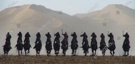 Stock Image of Mulan
