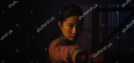 Editorial photo of Mulan - 2020