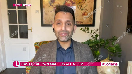 Stock Photo of Dr Amir Khan