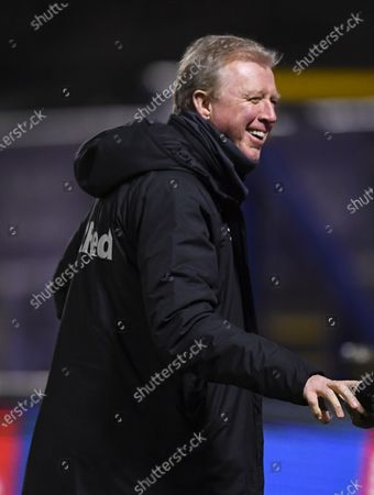 Stock Image of Steve McClaren technical director of Derby County