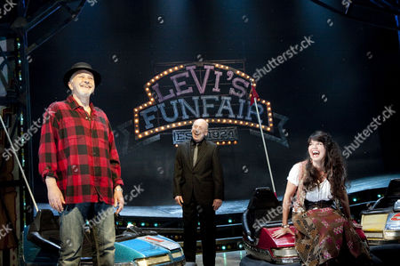 David Essex, Christopher Timothy and Louise English