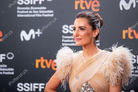 Editorial image of 'Blackbird (La Decision)' Premiere - 67th San Sebastian Film Festival, Spain - 20 Sep 2019