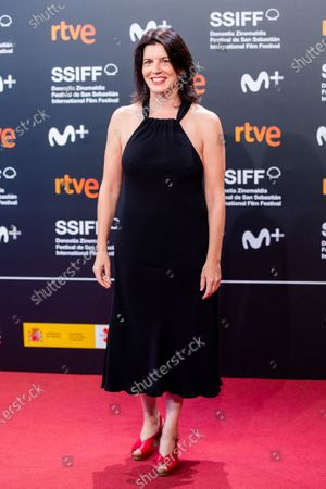 Laia Marull attends the 'The Other Lamb' Premiere during the 67th San Sebastian Film Festival in the northern Spanish Basque city of San Sebastian on September 23, 2019. (Photo by Manuel Romano/NurPhoto)