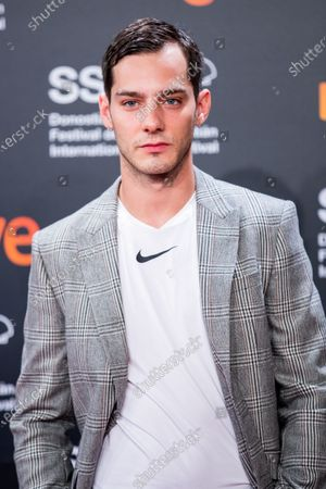 Joel Bosqued attends the 'The Other Lamb' Premiere during the 67th San Sebastian Film Festival in the northern Spanish Basque city of San Sebastian on September 23, 2019. (Photo by Manuel Romano/NurPhoto)