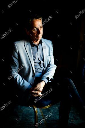 Alfredo Castro poses during 67th San Sebastian Film Festival on September 26, 2019 in San Sebastian, Spain. (Photo by Manuel Romano/NurPhoto)