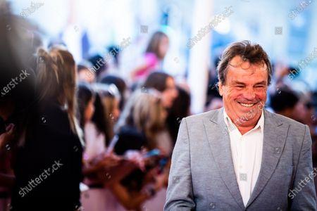 Neil Jordan attends the red carpet on the closure day of 67th San Sebastian International Film Festival on September 28, 2019 in San Sebastian, Spain.  (Photo by Manuel Romano/NurPhoto)