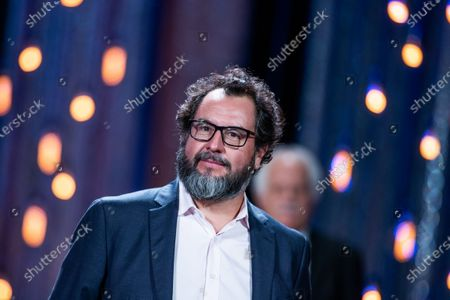 Pablo Cruz  attends the opening ceremony of the 67th San Sebastian Film Festival in the northern Spanish Basque city of San Sebastian on September 20, 2019. (Photo by Manuel Romano/NurPhoto)