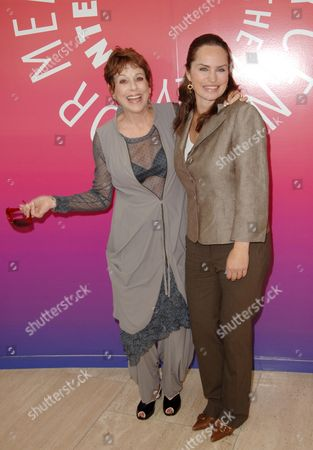 Louise Sorel & Crystal Chappell