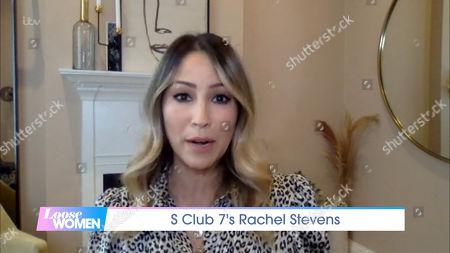 Stock Image of Rachel Stevens