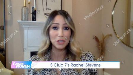 Stock Photo of Rachel Stevens