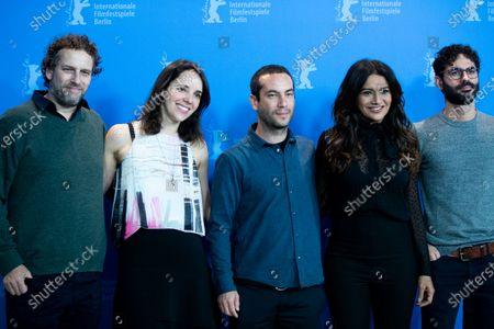 Editorial image of 'Divine Love' photocall, 69th Berlinale International Film Festival, Berlin, Germany - 13 Feb 2019
