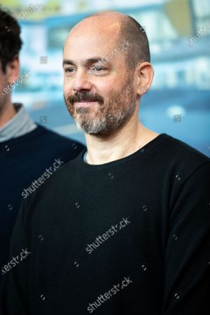 Edward Berger attends the 'All My Loving' Press Conference at the 69th Berlinale International Film Festival Berlin on February 9, 2019, in Berlin, Germany. The Berlin film festival will be running from February 7 to 17, 2019. Nearly 400 movies from around the world will be presented, with 17 vying for the prestigious Golden Bear top prize.