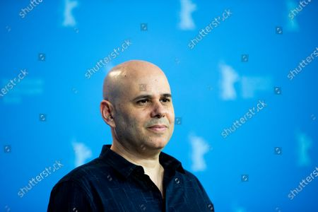 Stock Image of Yaron Shani attends the 'Chained' Photocall at the 69th Berlinale International Film Festival Berlin on February 9, 2019, in Berlin, Germany. The Berlin film festival will be running from February 7 to 17, 2019. Nearly 400 movies from around the world will be presented, with 17 vying for the prestigious Golden Bear top prize. (Photo by Manuel Romano/NurPhoto)