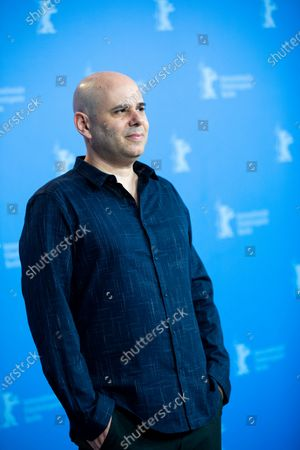 Stock Photo of Yaron Shani attends the 'Chained' Photocall at the 69th Berlinale International Film Festival Berlin on February 9, 2019, in Berlin, Germany. The Berlin film festival will be running from February 7 to 17, 2019. Nearly 400 movies from around the world will be presented, with 17 vying for the prestigious Golden Bear top prize. (Photo by Manuel Romano/NurPhoto)
