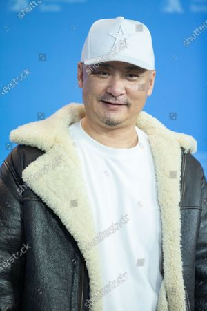 Wang Quan'an attends the 'Oendoeg' Photocall at the 69th Berlinale International Film Festival Berlin on February 8, 2019, in Berlin, Germany. The Berlin film festival will be running from February 7 to 17, 2019. Nearly 400 movies from around the world will be presented, with 17 vying for the prestigious Golden Bear top prize.