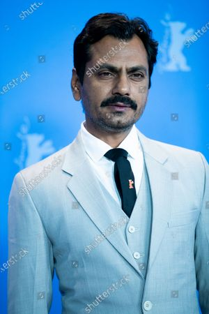 Nawazuddin Siddiqui attends the 'Photograph' photocall during the 69th Berlinale International Film Festival Berlin at Grand Hyatt Hotel on February 13, 2019 in Berlin, Germany.