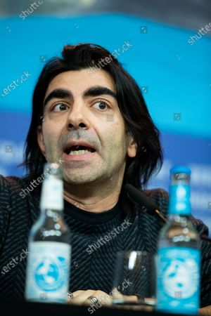 Fatih Akin attends the 'The Golden Glove' Press Conference at the 69th Berlinale International Film Festival Berlin on February 9, 2019, in Berlin, Germany. The Berlin film festival will be running from February 7 to 17, 2019. Nearly 400 movies from around the world will be presented, with 17 vying for the prestigious Golden Bear top prize.