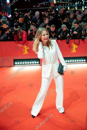 Nora von Waldstatten attends the 'The Kindness Of Strangers' Red Carpet at the 69th Berlinale International Film Festival Berlin on February 7, 2019, in Berlin, Germany. The Berlin film festival will be running from February 7 to 17, 2019. Nearly 400 movies from around the world will be presented, with 17 vying for the prestigious Golden Bear top prize.