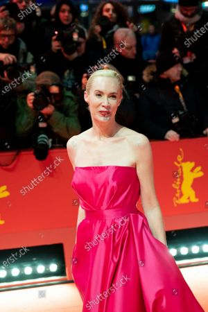 Feo Aladag attends the 'The Kindness Of Strangers' Red Carpet at the 69th Berlinale International Film Festival Berlin on February 7, 2019, in Berlin, Germany. The Berlin film festival will be running from February 7 to 17, 2019. Nearly 400 movies from around the world will be presented, with 17 vying for the prestigious Golden Bear top prize.