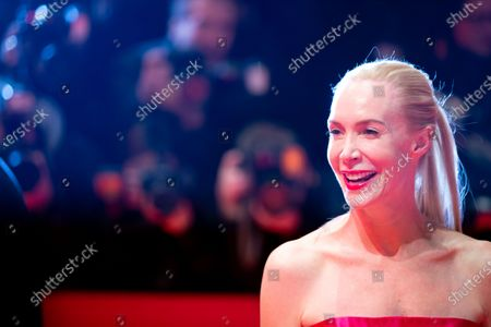 Stock Picture of Feo Aladag attends the 'The Kindness Of Strangers' Red Carpet at the 69th Berlinale International Film Festival Berlin on February 7, 2019, in Berlin, Germany. The Berlin film festival will be running from February 7 to 17, 2019. Nearly 400 movies from around the world will be presented, with 17 vying for the prestigious Golden Bear top prize.