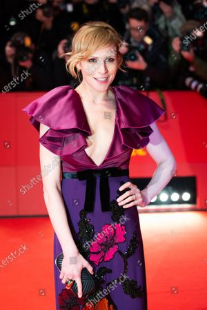 Franziska Weisz attends the 'The Kindness Of Strangers' Red Carpet at the 69th Berlinale International Film Festival Berlin on February 7, 2019, in Berlin, Germany. The Berlin film festival will be running from February 7 to 17, 2019. Nearly 400 movies from around the world will be presented, with 17 vying for the prestigious Golden Bear top prize.