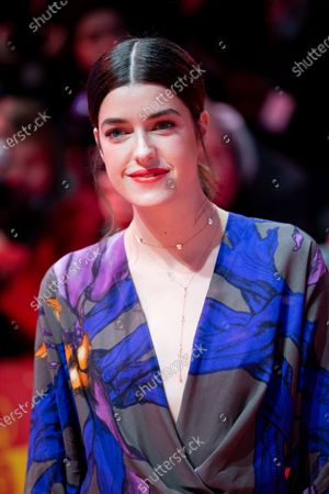 Marie Nasemann attends the 'The Kindness Of Strangers' Red Carpet at the 69th Berlinale International Film Festival Berlin on February 7, 2019, in Berlin, Germany. The Berlin film festival will be running from February 7 to 17, 2019. Nearly 400 movies from around the world will be presented, with 17 vying for the prestigious Golden Bear top prize.