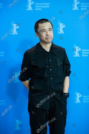 Lou Ye attends the 'The Shadow Play' Photocall during the 69th Berlinale International Film Festival Berlin at Grand Hyatt Hotel on February 11, 2019 in Berlin, Germany.