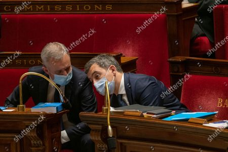 Editorial picture of Weekly session of questions to the government, Paris, France - 16 Feb 2021