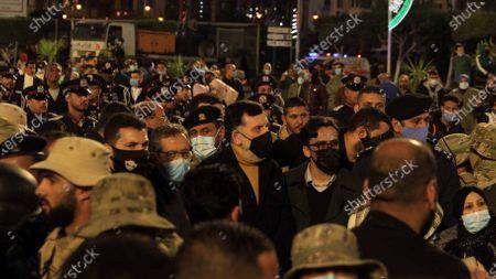 Editorial photo of 10th anniversary of the Libyan Revolution, Tripoli, Libyan Arab Jamahiriya - 16 Feb 2021