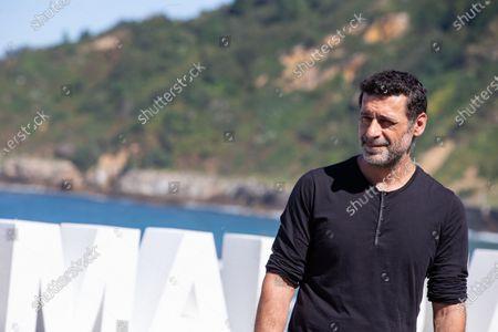Nacho Fresneda attends the 'El Reino' Photocall during the 66th San Sebastian Film Festival in San Sebastian on September 22, 2018 in San Sebastian, Spain.